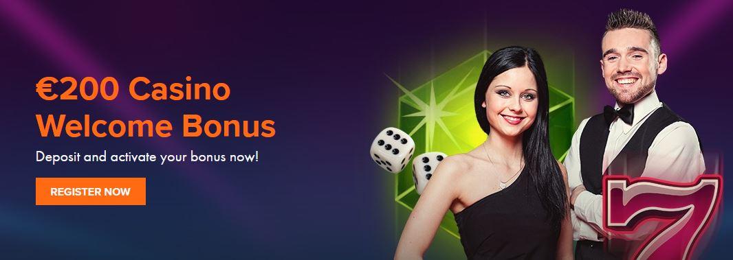 Neuer Kroon Casino Willkommensbonus