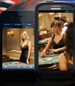 Mobiles Live Casino