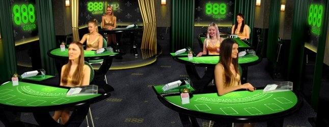 Live Casino-Tische
