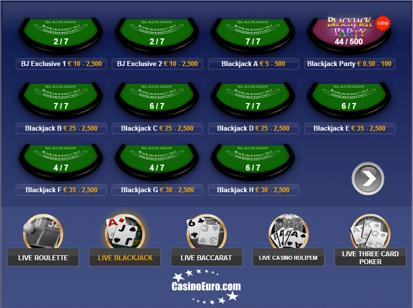 Review-Casino-Euro-Live-Casino Casino Euro Online Euro is actually Europes favorite online Bierhocker