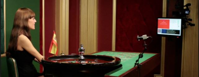 Live Casino Livestream Live-Croupier