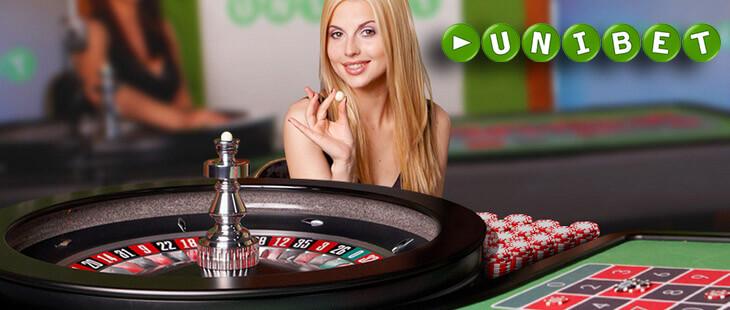 Unibet Casino Live-Croupier