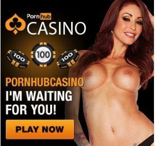 Pornhub Casino Willkommensbonus