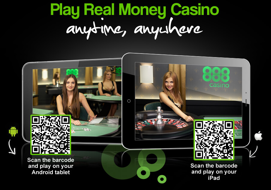 888 Casino Live Casino-App