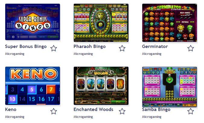 Bingo-Möglichkeiten bei BingoCams