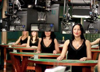 Live im Live Casino spielen