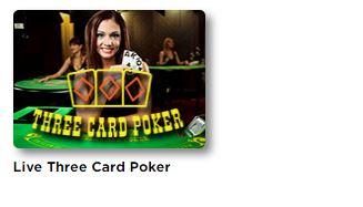Royal Panda Three Card Poker
