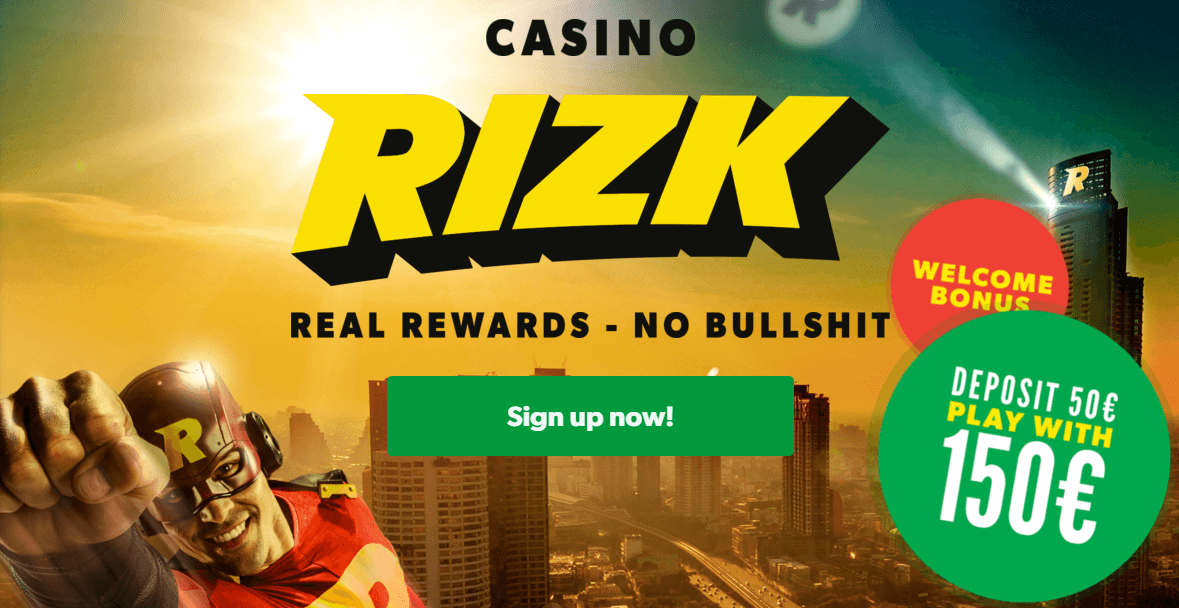 Rizk Casino Review Registrierung