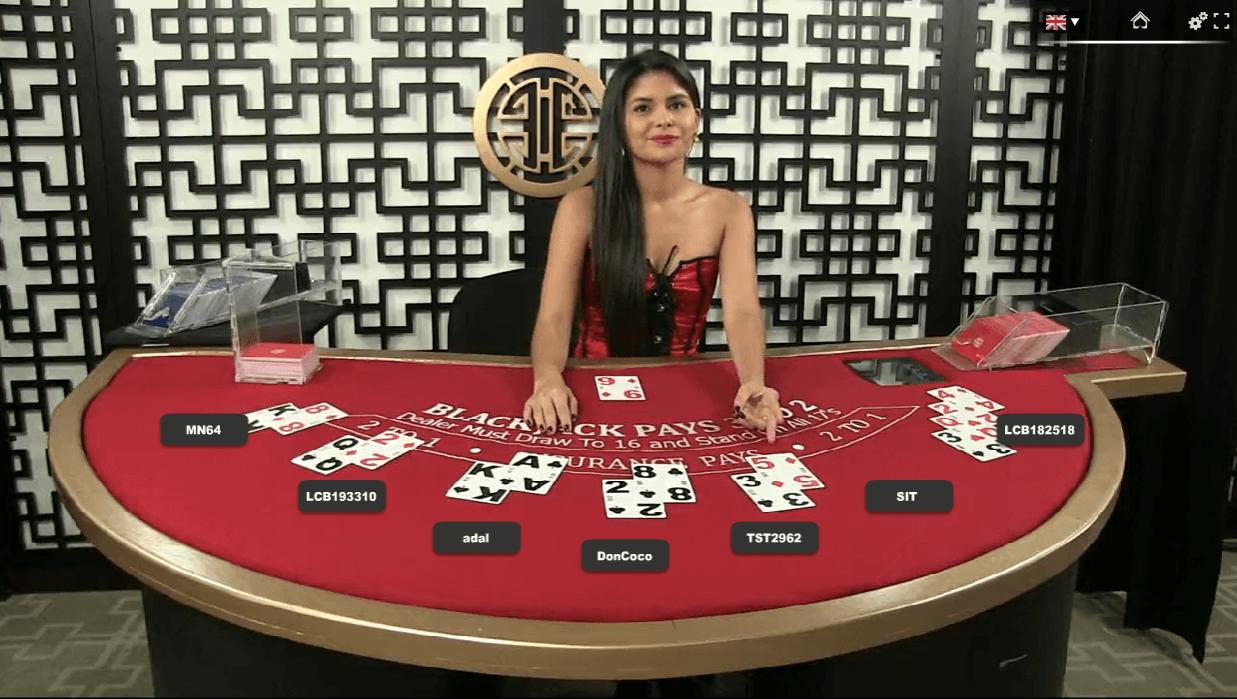 PornHub Live Casino B