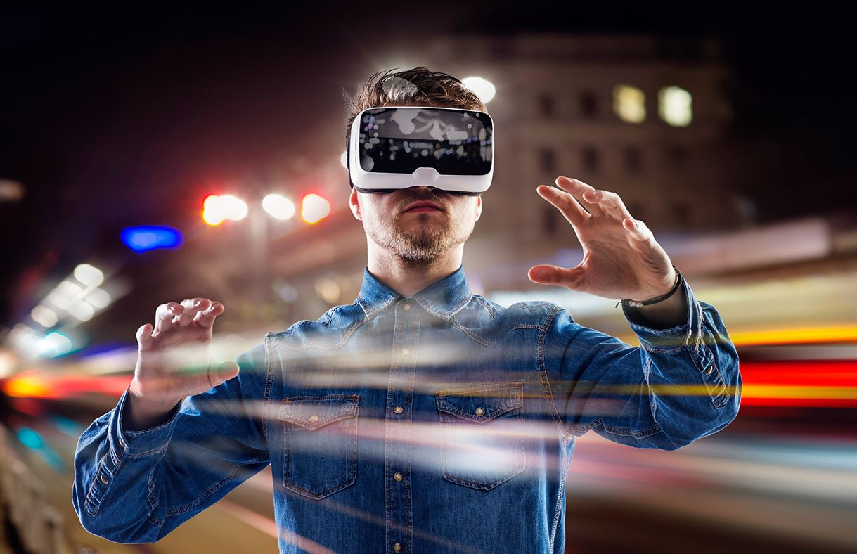 Virtual Reality-Erlebnis