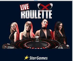 Stargames roulette logo