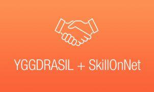 Yggdrasil und Skillonnet Zusammenarbeit