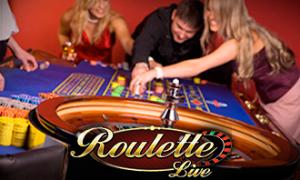 Evolution Roulette Live