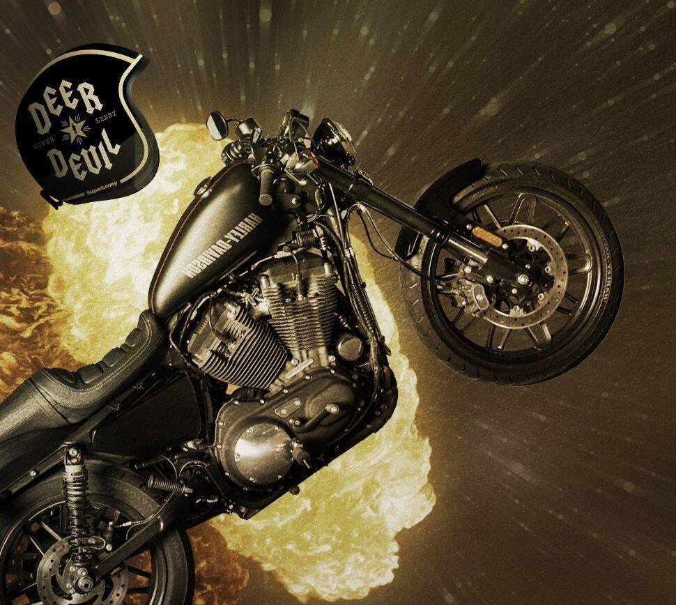 Superlenny Harley Gewinnaktion