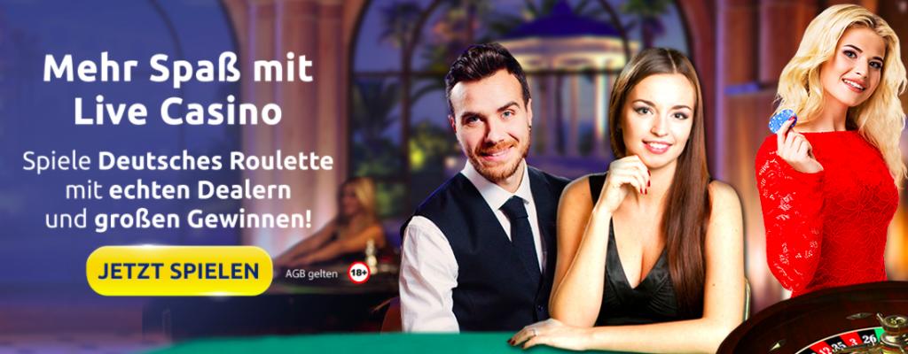 live casino drueckglueck