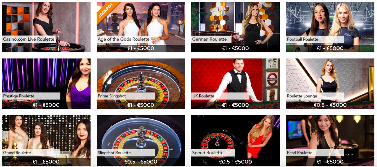 live casino casino.com