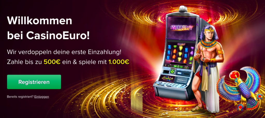 bonus casinoeuro