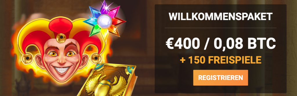 welcome bonus dasistcasino